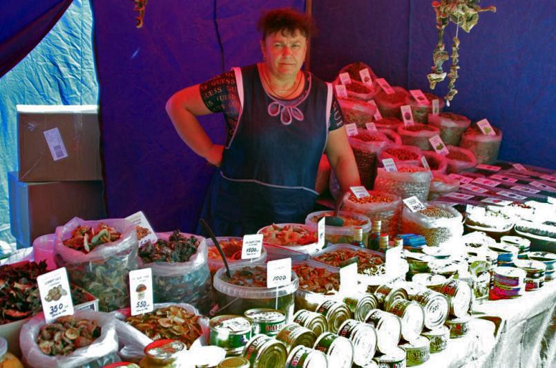 В выставке принимают участие более 100 предприятий агрокомплекса и пищевой промышленности Южного