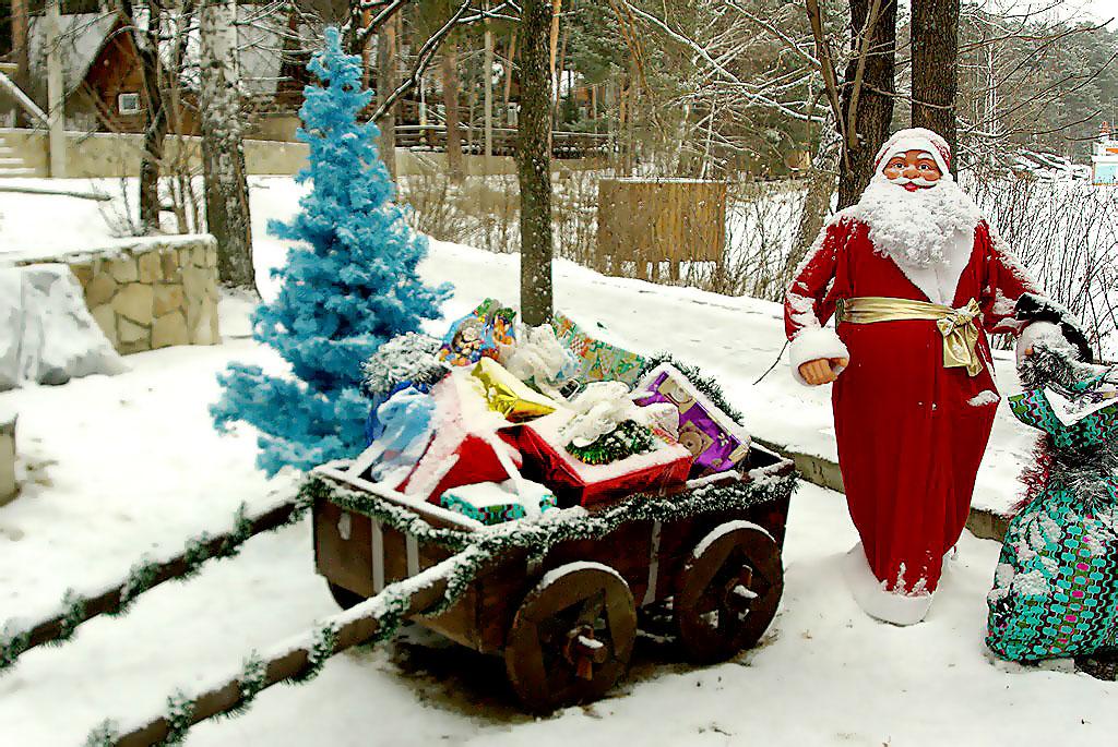 В Челябинске новогодние корпоративы организуют далеко не все предприятия. Это показал инициативны