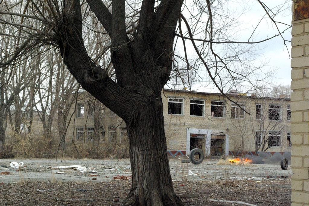 В Челябинске продают здания и земли бывшего танкового училища. Первоначальная цена лота 168 милли