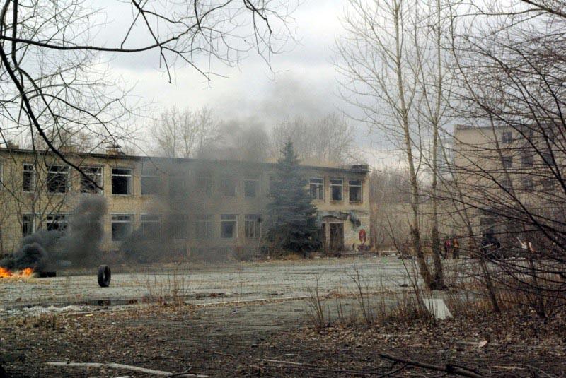 Здания и земли бывшего танкового училища Челябинска ушли «с молотка». Владельцем территории в 80