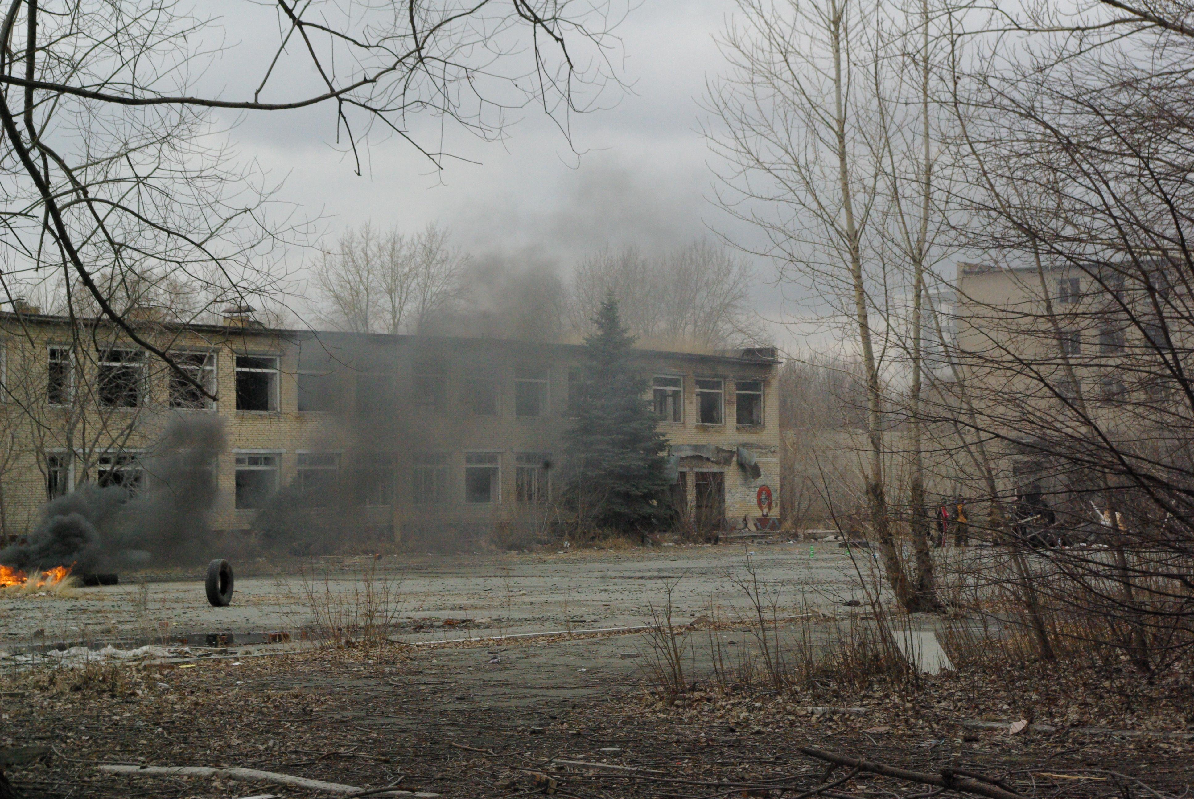 На территории, которую занималобывшеетанковое училище в Челябинске, появится новый жилой кварта