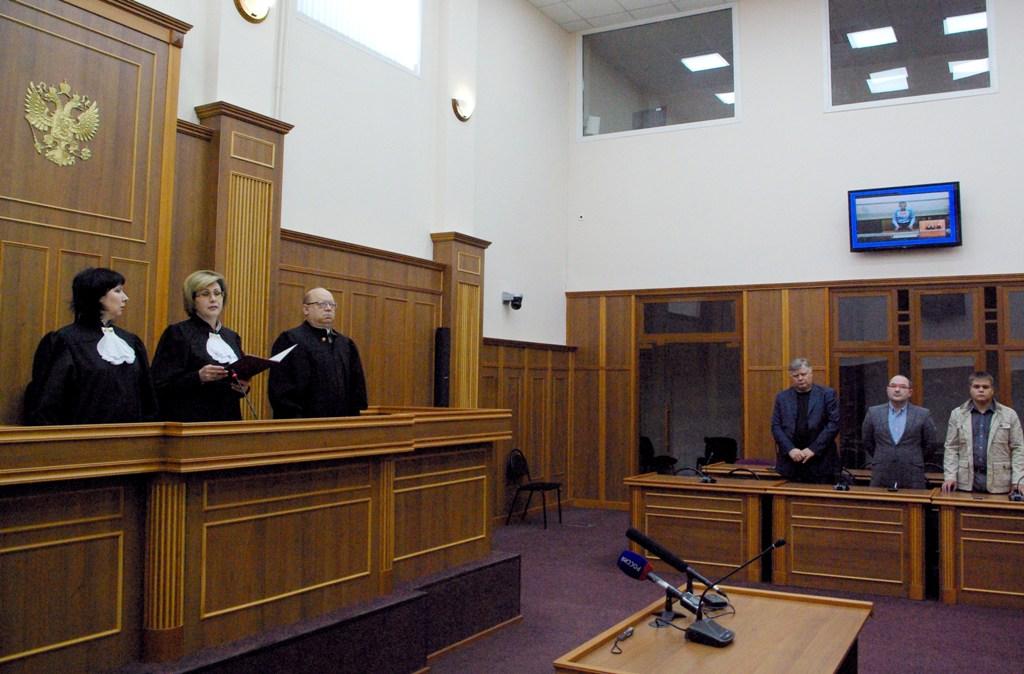 Челябинский облсуд огласил апелляционное определение в отношении бывшего члена Совета Федерации о