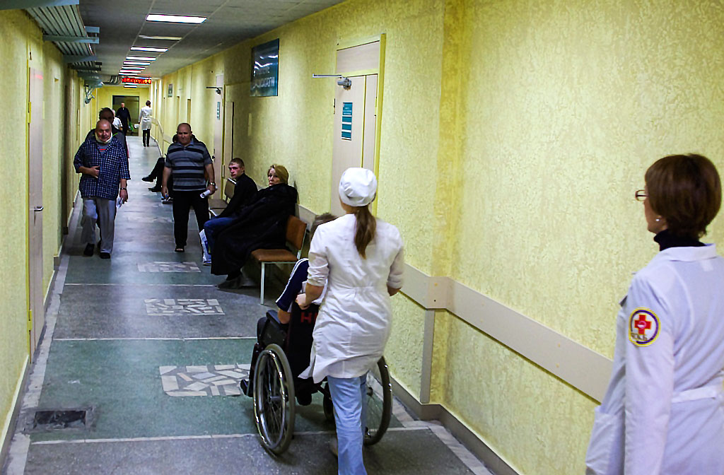 В двух больницах Челябинска, первой городской и третьей областной, появятся роботизированные цифр