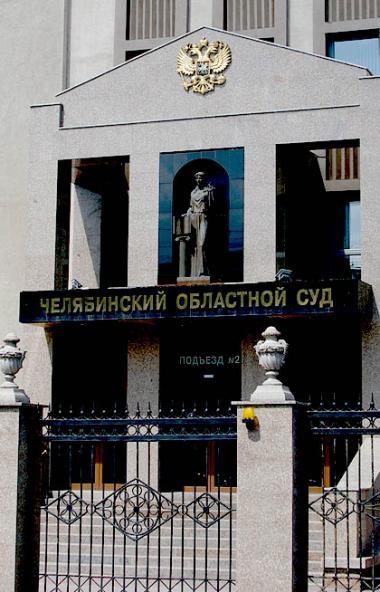 Апелляционное представление прокурора Челябинской области на постановление Советского районного с