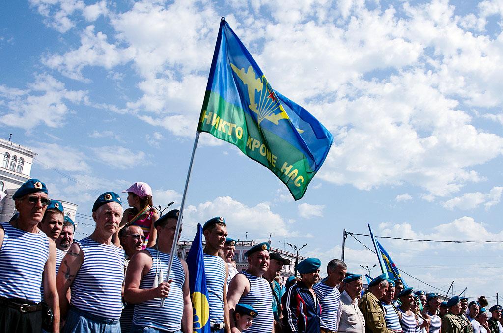 В четверг, 2 августа, десантники Южного Урала соберутся вновь, чтобы отметить свой профессиональн
