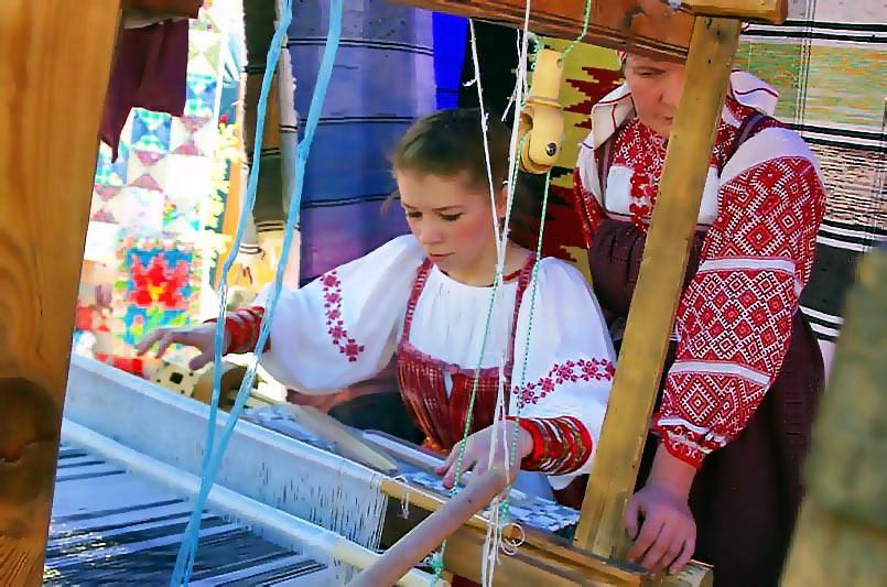 В работе секции примут участие мастера ручного ткачества из Увельского, Сосновского, Троицкого ра