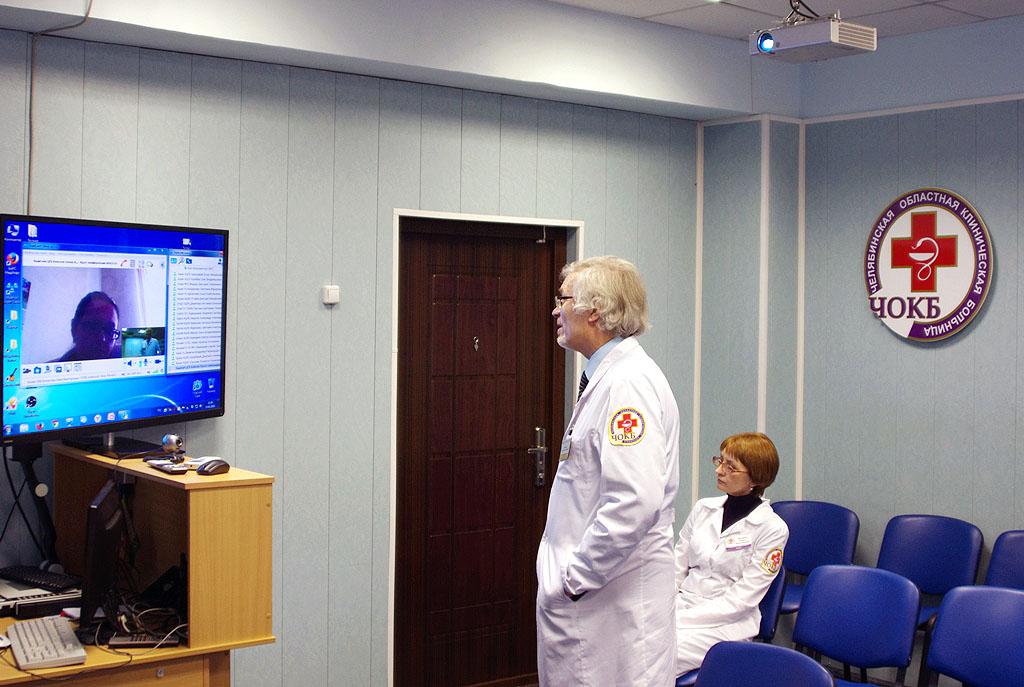 Как сообщил министр здравоохранения области Сергей Приколотин, телемедицинские технологии позволя