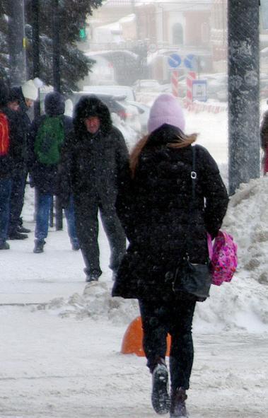 В понедельник, 30 декабря, в Челябинской области ожидается переменная облачность, преимущественно