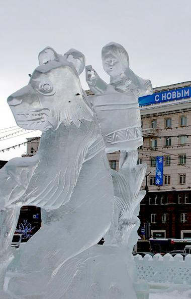 В среду, 25-го декабря, в Челябинске произойдет одно из самых ярких событий новогодней афиши - оф