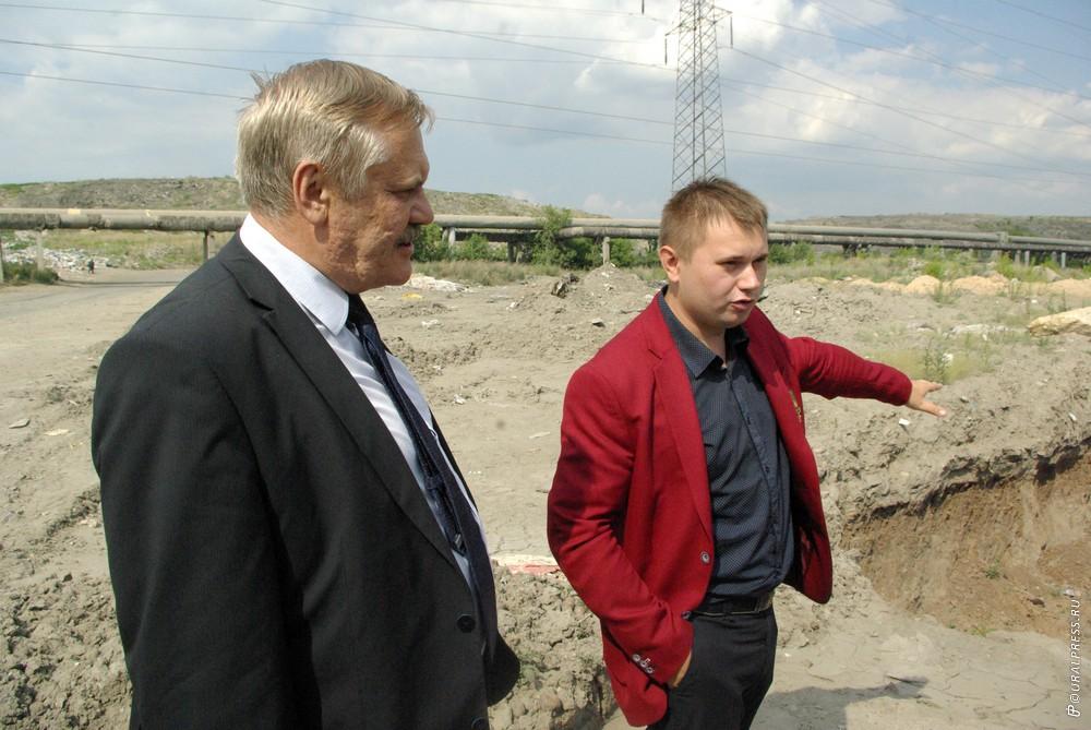 В Челябинске министр экологии региона Сергей Лихачев завтра, 24 января, в 11 утра запустит в рабо