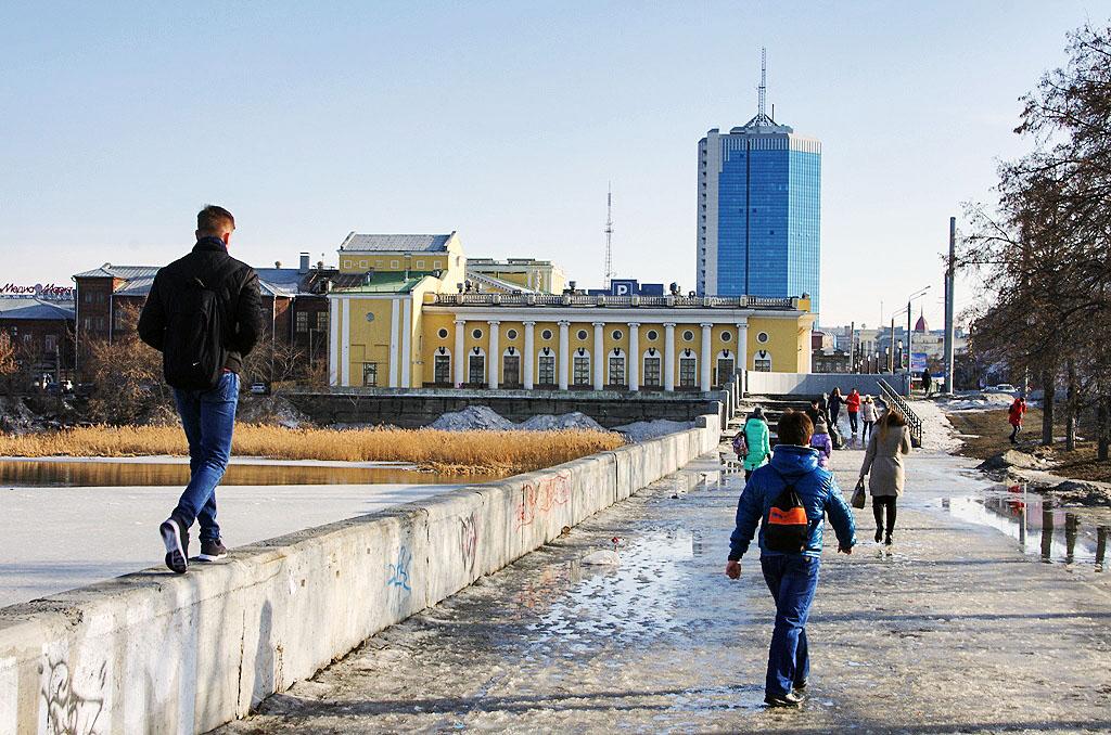 Фактически в Челябинской области началом весны считается время, когда температура воздуха переход