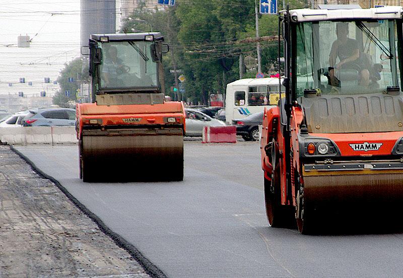 В Челябинске ограничат движения по Свердловскому проспекту. Мера связана с ремонтом асфальтобетон