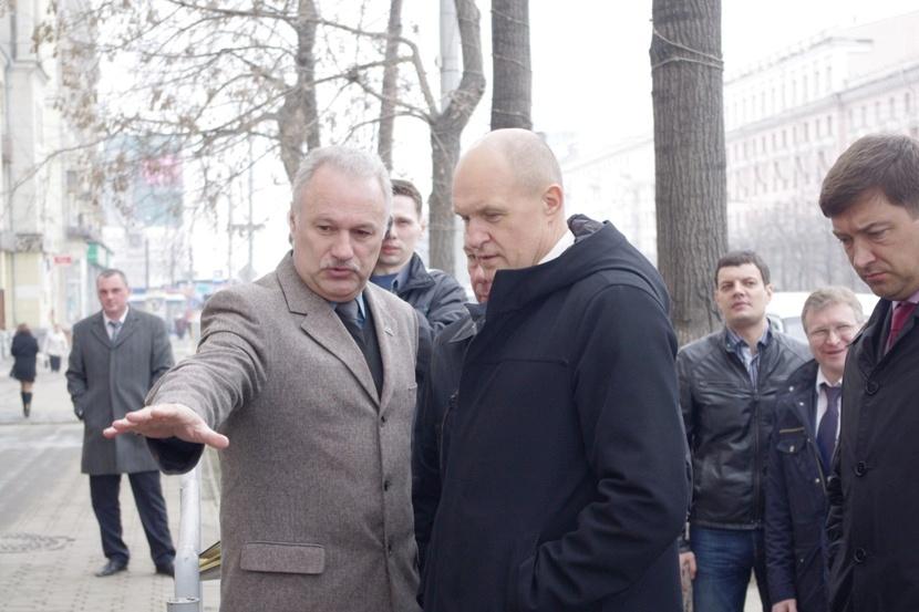 Как пояснил заместитель главы администрации по дорожному хозяйству Владимир Алейников, параметры