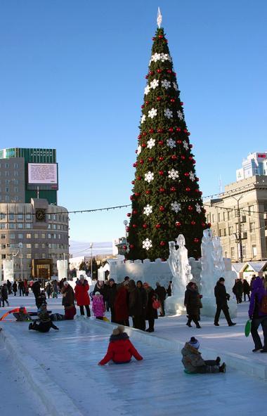 В четверг, 2 января, в Челябинской области ожидается облачная погода с прояснением, пройдет небол