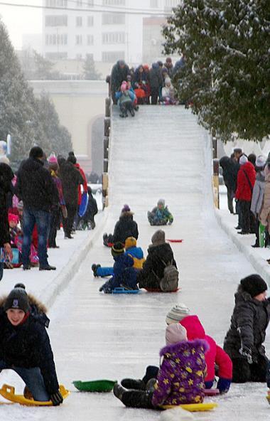 В праздничные выходные, 4 и 5 января, в Челябинской области ожидается облачная погода, небольшой