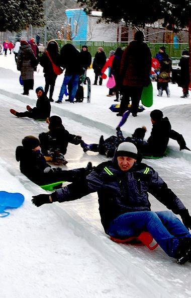 В предстоящие выходные, 11 и 12 декабря, в Челябинской области ожидается переменная облачность, м
