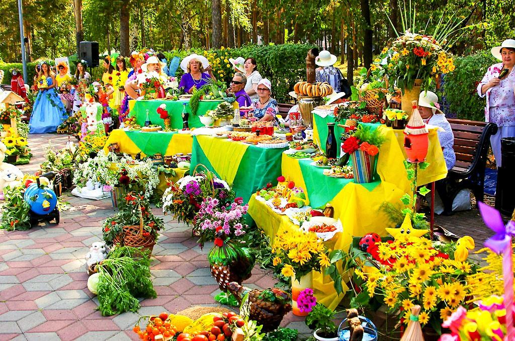 У садоводов Челябинской области - а овощи, цветы и плоды в регионе выращивает значительная часть
