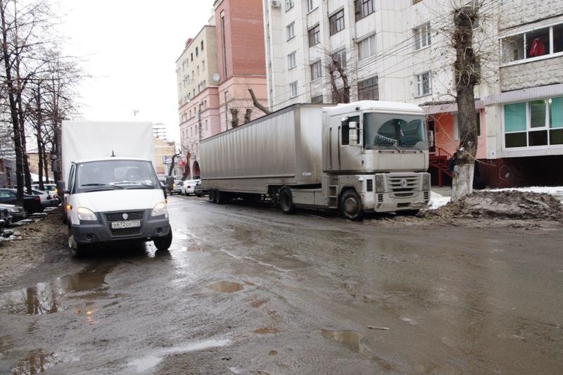 В Челябинске уже в феврале этого года городские власти планируют сделать движение транспорта по у