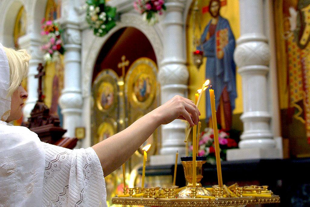 В среду на Вербную неделю приходится день святого Иоанна Лествичника. Традиционно в этот день пек