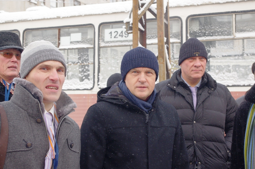 Сегодня, 26 декабря, в МУП «ЧелябГЭТ» состоялось собрание работников, на котором была принята рез