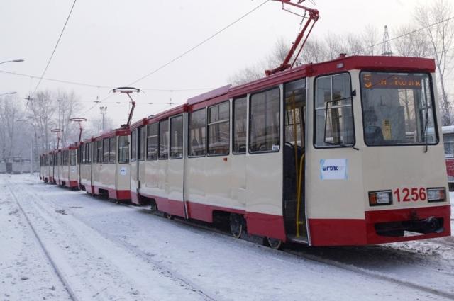 Как рассказала корреспонденту агентства «Урал-пресс-информ» пресс-секретарь управления транспорта