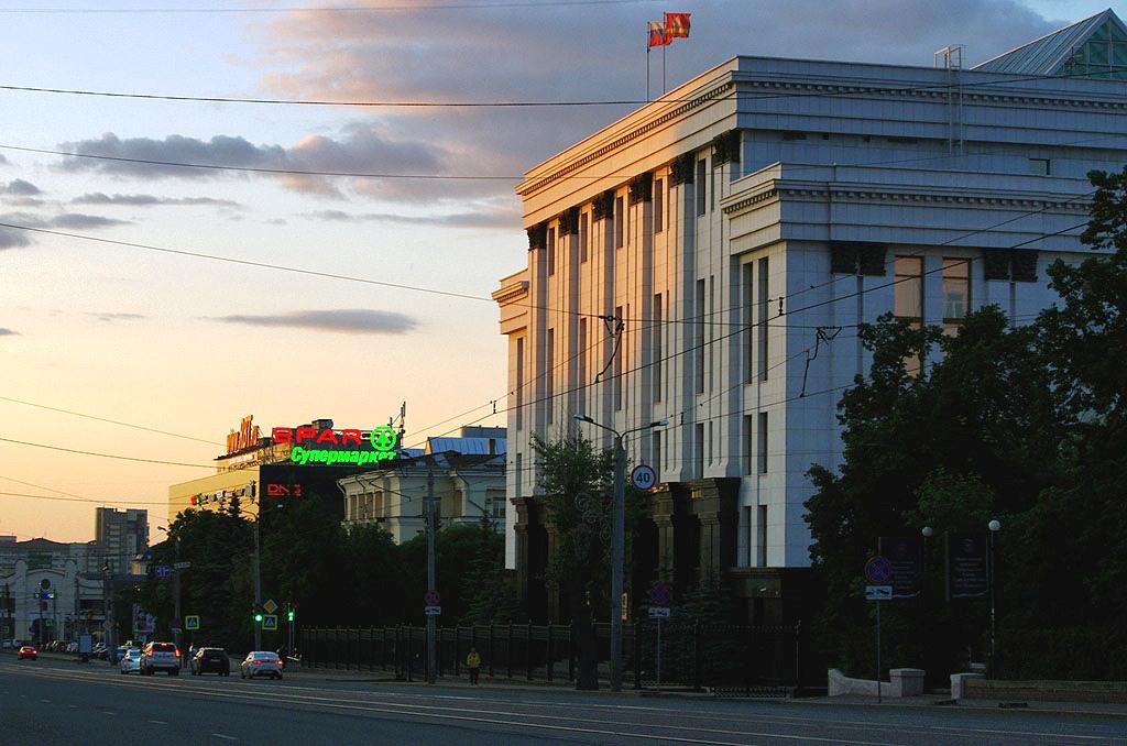 Сегодня, 10 июня, челябинский юрист и общественник Александр Лебедев подал доку