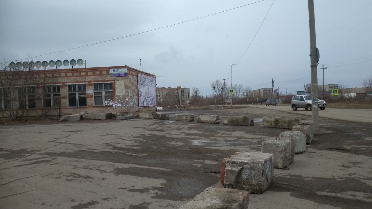 Транспортные страсти в Красногорском накаляются – подъезды к автостанции перекрыты