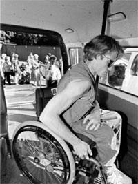 Расходы на реализацию программ по беспрепятственному доступу инвалидов к транспортной инфраструк