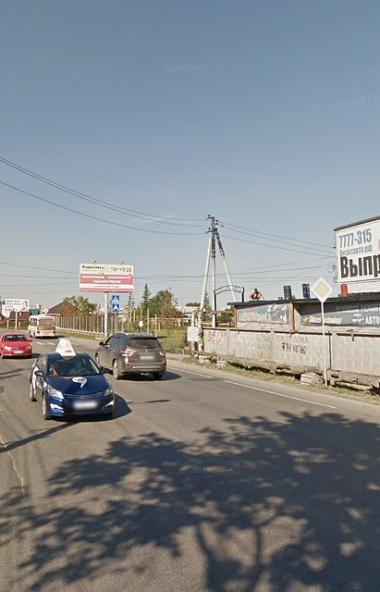 Жители поселка Шершни (Челябинск) просят чиновников установить светофоры на одной из центральных