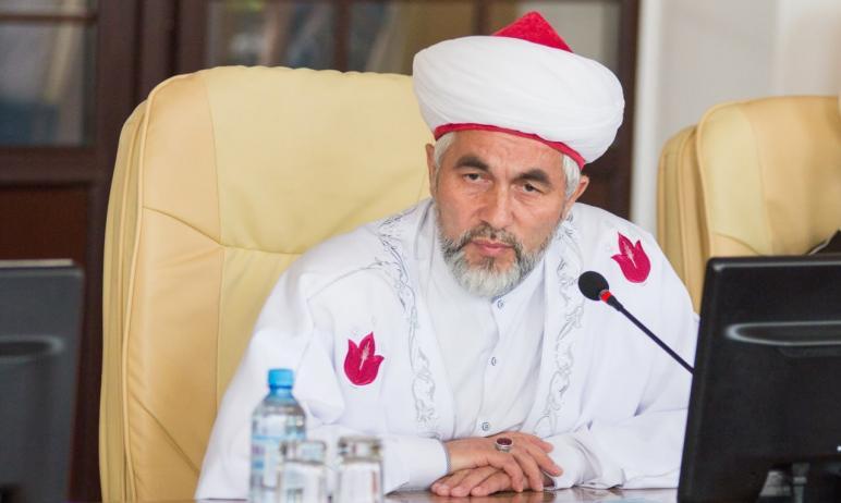 Региональное духовное управление мусульман Челябинской и Курганской областей из-за сложной эпидем