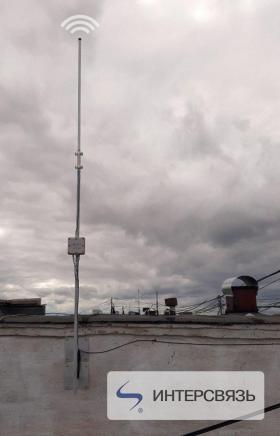 Лидер телекоммуникационного рынка Южного Урала - компания «Интерсвязь» - установила первую базову