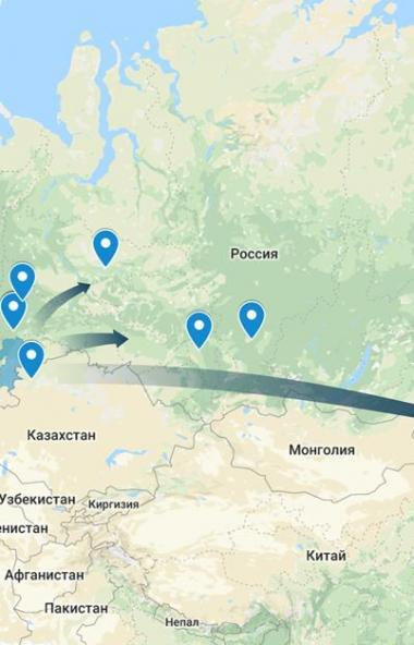 Первые «умные домофоны» от челябинской IT-компании «Интерсвязь» появились за пределами Урал