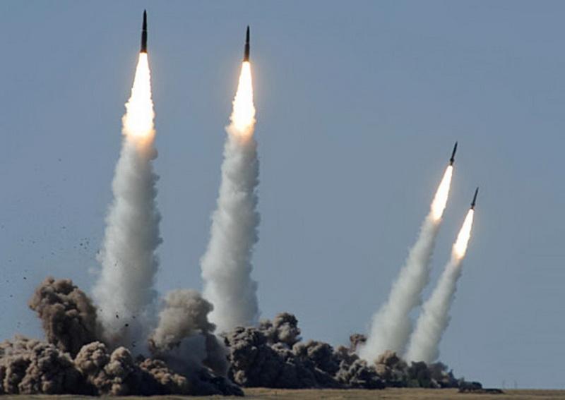 Как сообщил журналистам начальник ракетных войск и артиллерии Вооруженных сил РФ генерал-лейтенан