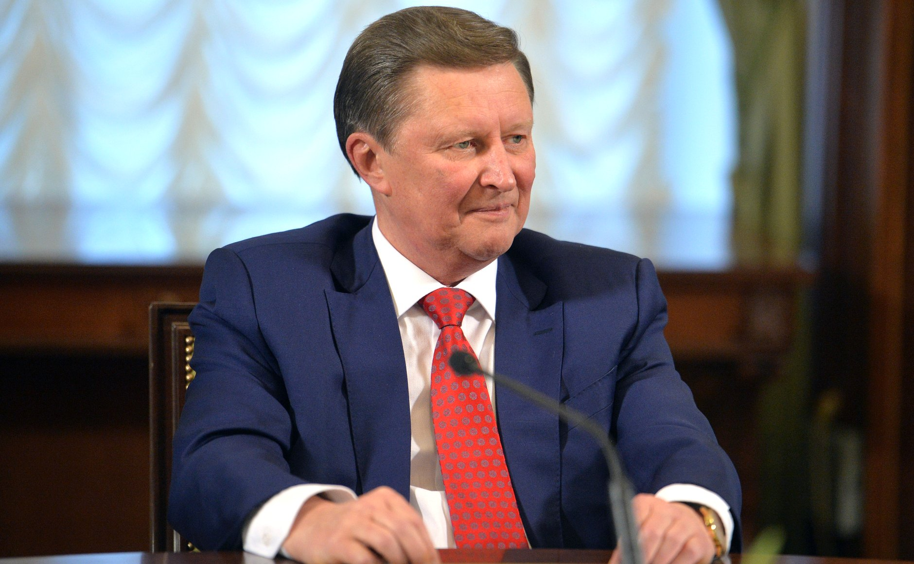 На заседании Совета при Президенте по противодействию коррупции Иванов доложил главе государства,