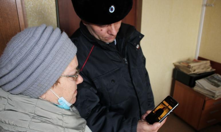 В полицию Чебаркуля (Челябинская область) обратилась местная жительница, пояснив, что вместе с се