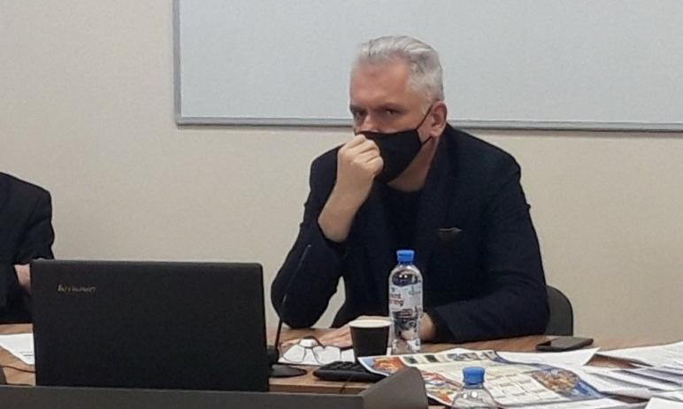 Вчера, 8 декабря, в Магнитогорске (Челябинская область), соблюдая все санитарные рекомендации, со