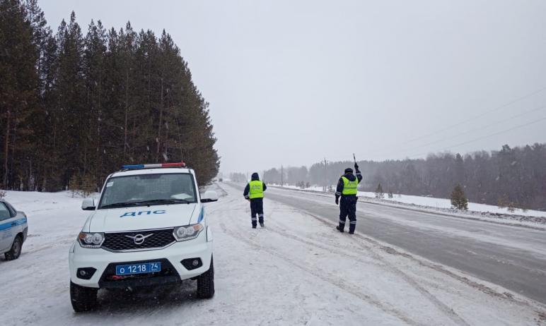 В Челябинской области ограничение движения транспорта снова продлено – на этот раз