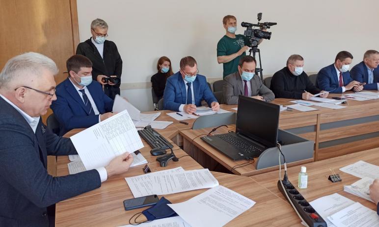 В Магнитогорске (Челябинская область) конкурсная комиссия рассмотрела инициативные проекты жителе