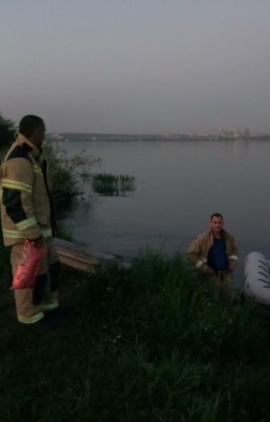 Товарищеский спор двух мужчин на Шершневском водохранилище чуть не обернулся трагедией. Они решил