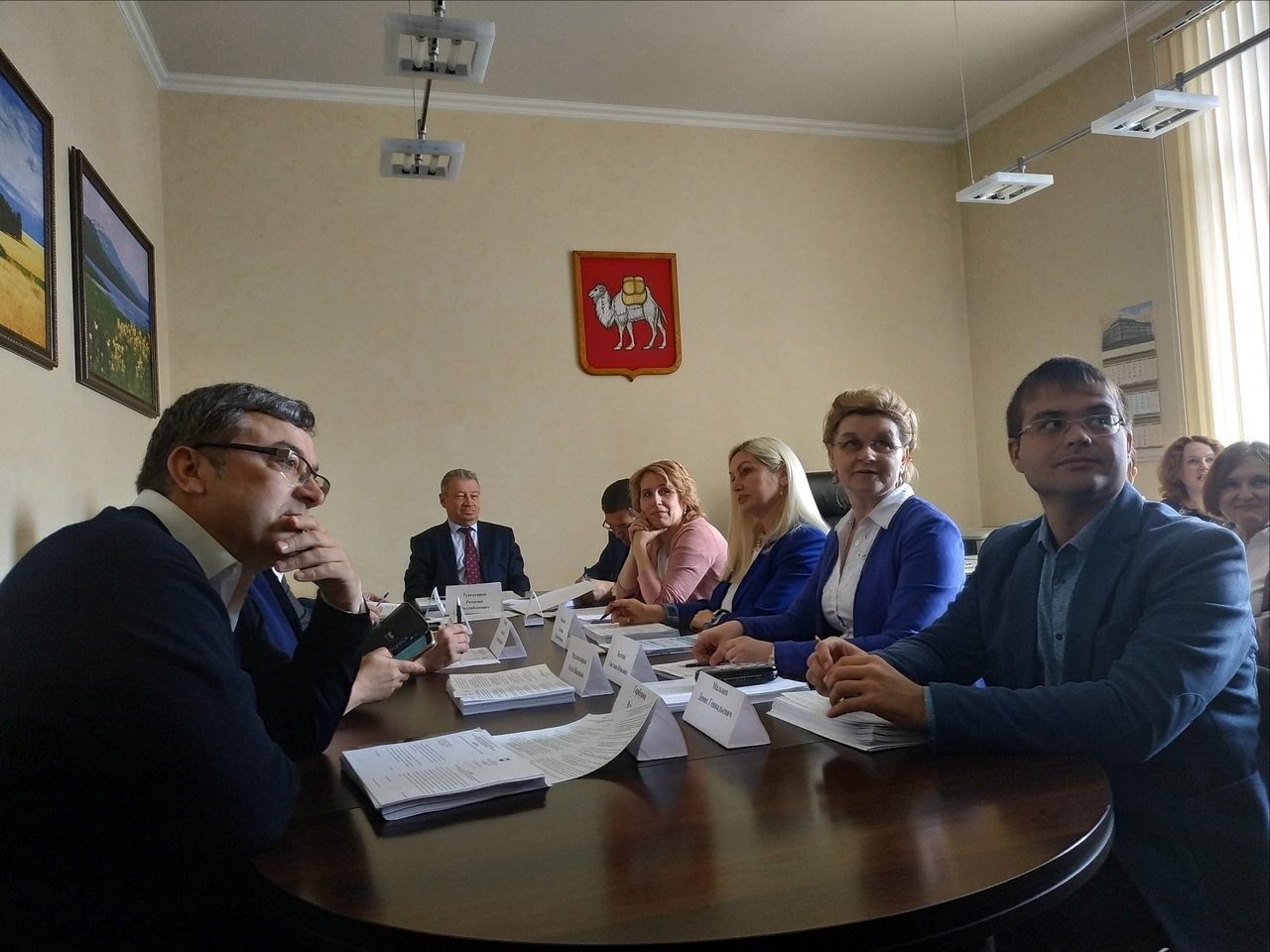 Депутаты Законодательного собрания одобрили изменения в региональный закон о наградах, предложив