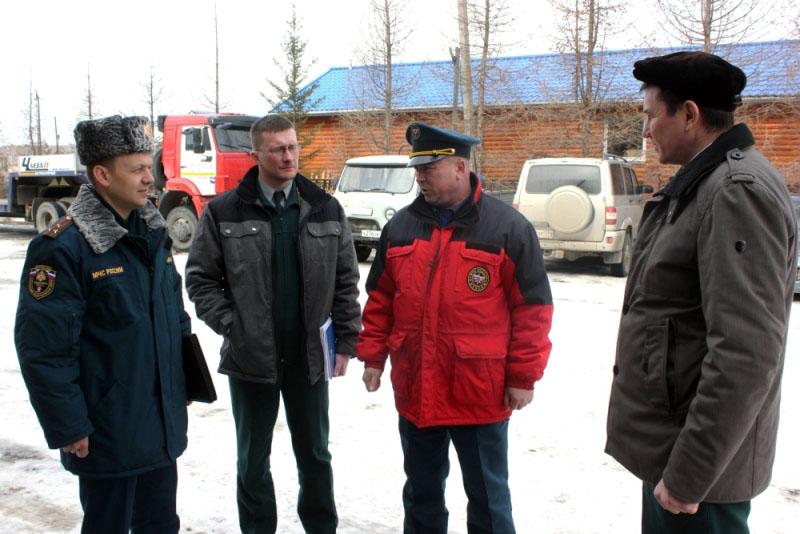 Делегация из Свердловской области прибыла на Южный Урал с главной целью - оказать органам местног