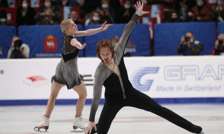 В Челябинске сегодня, 26 декабря, был разыгран третий комплект наград чемпионата России по фигурн