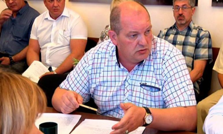 Начальник управления ЖКХ Златоуста (Челябинская область) Андрей Копорушкин, занимавший данную отв