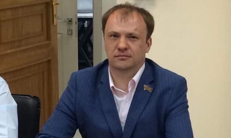 Челябинский депутат Владимир Корнев назначен руководителем федерального направления по работе с и
