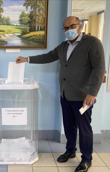 В Челябинской области, как и во всей России, продолжается голосование за поправки в Конституцию с