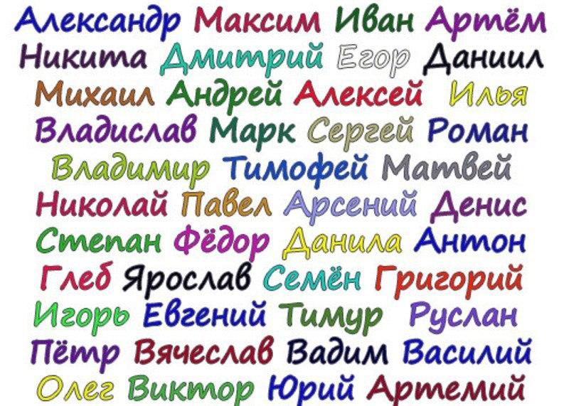 Кроме того, среди наиболее популярных женских имен первого месяца нового года – София, Анна, Анас