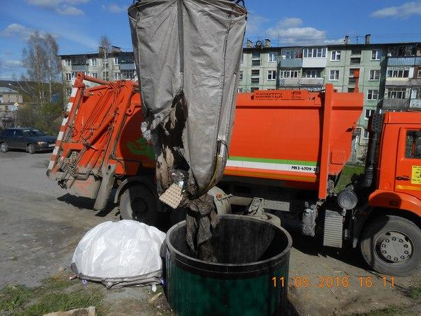 Новые обустроенные мусорные площадки с контейнерами заглубленного типа не так давно появились в З