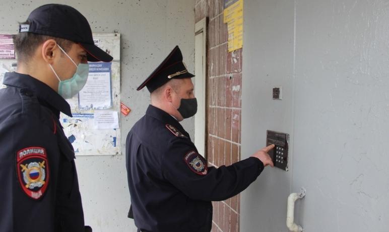 Полицейские Челябинска нашли бывшего уголовника, который, выйдя на свободу, пытался скрыться от н