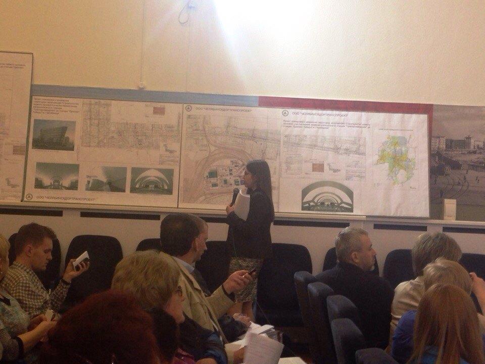 Схема включает в себя установку павильонов и строительство пешеходных переходов. Всего учитывалос