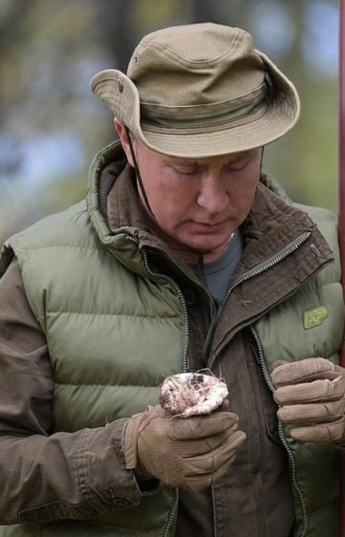 Свой День рождения президент России Владимир Путин отпразднует в традиционном формате. Первая пол